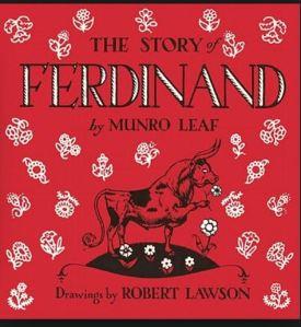 I love Ferdinand.