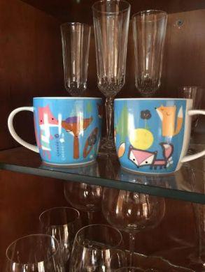fox cups