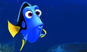 Oh, Dori. I think I'm you.